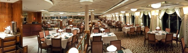 P&O Cruises' ORIANA