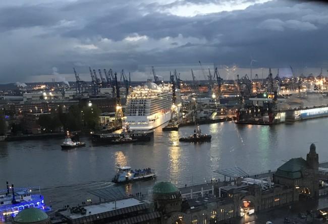 Regal Princess - Hamburg 2017